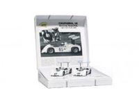 Immagine di Slot.it - Can Am Winner Collection - Chaparral 2E n.65 1st, n.66 2nd Laguna Seca Can-Am 1966 CW08