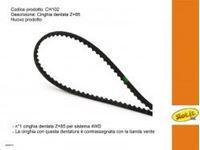 Immagine di Slot.it - Cinghia dentata Z=85 per sistema 4WD CH102