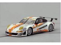 Immagine di Scaleauto - Porsche 911 GT3 RSR Super GT 2011  33 Team Hankook KTR SC-7040