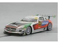 Immagine di Scaleauto - Mercedes SLS GT3 IberGT Jarama 2011  23 SC-7024