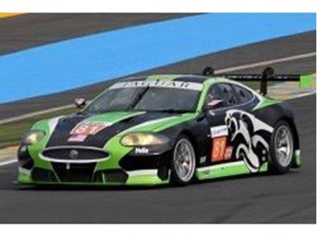 Scaleauto - Jaguar xkr- rsr gt2 le mans 2010 81 jaguar racing ltd SC-7023 : Scaleauto modelli ...