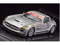 Immagine di Scaleauto - Mercedes SLS AMG GT3 Nurburgring 2010   738  winner SC-6016a