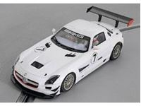 Immagine di Scaleauto - Mercedes SLS Gt3 Presentation car #7 SC-6014