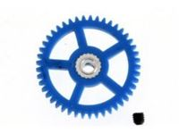 Picture of Scaleauto - Nylon Spur Gear 45th. For 3mm. Axle M50 ?ProComp RS-2?  Design SC-1057b