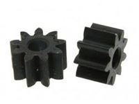 Picture of Scaleauto - Aluminium Pinion 9 Tooth M50 for 2mm. motor axle. diam. 5.8mm SC-1029