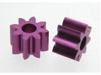 Picture of Scaleauto - Aluminium Pinion 8 Tooth M50 for 2mm. motor axle. diam. 5.4mm SC-1028