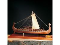 Immagine di AMATI SPA - Amati Nave Vikinga Oseberg Drakkar 1406/01