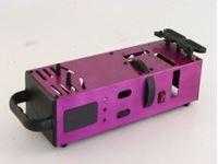 Immagine di Radio Kontrol - RK Cassetta Avviamento alluminio viola RKO70110P