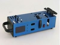 Immagine di Radio Kontrol - RK Cassetta Avviamento alluminio blu RKO70110B