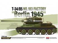 "Immagine di Academy - 1/35T-34/85 No.183 Factory ""Berlin 1945"" SPECIAL EDITION 13295"