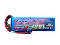 Picture of ACE BATTERIA LIPO 2000 mah 25c 7,4v LIPO2000