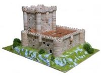 Picture of 1/150 Castillo de Fuensaldana.Fuensaldana-Espana S.XV (Pcs.3010)