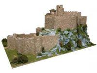 Picture of 1/200 Castillo de Loarre Loarre- Espana S.XI dim.650x530x300mm (pcs 8610)