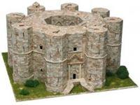 Picture of 1/150 Castel del Monte- Andria -Italia S.XII dim. 400x400x210mm (Pz.9340)