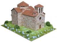 Immagine di 1/80 Iglesia de Sant Jaume de Frontanya.Sant Jaume de Frontanya-Espana S.XI 400x300x220mm(Pcs.3820)