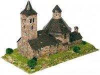 Immagine di 1/100 Iglesia de Vilac. Vilac-Espana S.XII dim.460x215x280mm (Pcs.3530)