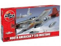 Picture of AirFix - P-51 D Mustang A01004