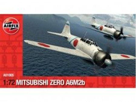 Immagine di AirFix - Mitsubishi Zero A01005