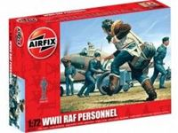 Picture of AirFix - RAF Personnel A01747