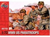 Immagine di AirFix - WWII US Paratroops A01751