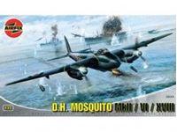 Immagine di AirFix - De Havilland Mosquito FBVI/ NF II/Mk XVIII A03019