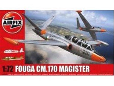 Immagine di AirFix - Fouga Magister A03050