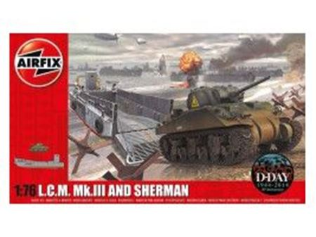 Immagine di AirFix - LCM and Sherman A03301