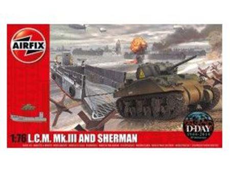 Immagine di AirFix - LCM and Sherman A03301