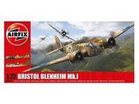 Immagine di AirFix - BRISTOL BLENHEIM MK1 BOMBER  1:72 4016