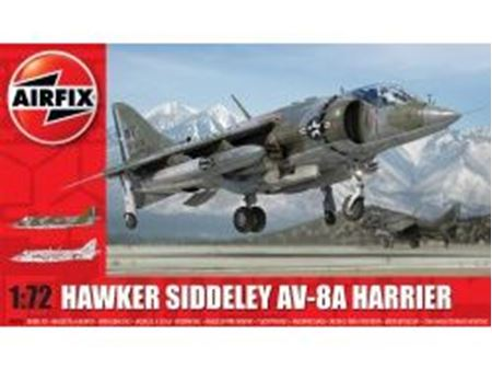 Immagine di AirFix - Harrier AV-8A A04057