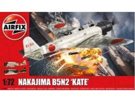 Immagine di AirFix - Nakajima B5N2 Kate A04058