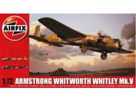 Immagine di AirFix - Armstrong Whitworth Whitley Mk.V A08016