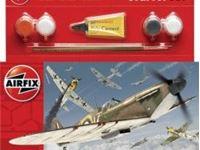 Immagine di AirFix - Supermarine Spitfire MkIA  - Small Starter Set A55100