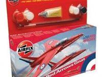 Immagine di AirFix - Red Arrow Gnat  - Small Starter Set A55105