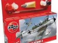 Immagine di AirFix - Messerschmitt BF 109E   - Small Starter Set A55106