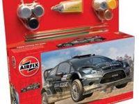 Immagine di AirFix - Ford Fiesta WRC  - Large Starter Set A55302