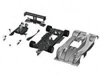 Immagine di Avant Slot - Kit plastica Pescarolo LM 20205