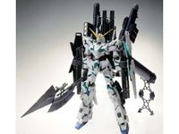 Immagine di Bandai Robot Gff gundam unicorn destroy green frame 34103