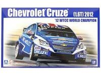 Picture of KIT 1/24 CHEVROLET CRUZE WTCC 2012
