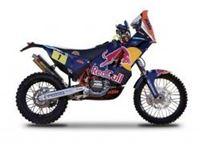 Picture of Burago - WRB MOTO KTM - 1:18 51073