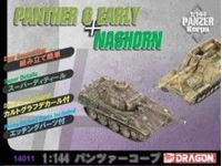 Immagine di Dragon - MILITARE 1/144 NASHORN + PANTHER G EARLY 14011D