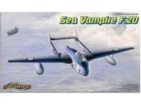 Immagine di Dragon - 1/72 Sea Vampire F.20 5112D