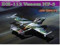 Immagine di Dragon - DH - 112 Venom NF-3 in scala 1/72 5116D