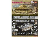 Immagine di Dragon - 1/35 PANTHER G w/ZIMMERIT 6384D