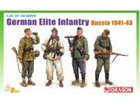 Immagine di Dragon - GERMAN ELITE INFANTRY 6707D