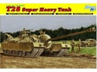 Immagine di Dragon - T-28 SUPER HEAVY TANK 6750D