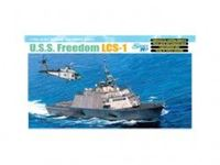 Immagine di Dragon - 1/700 U.S.S. Freedom LCS-1 SMART KIT 7095D