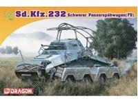 Immagine di Dragon - 1/72 Sd.Kfz.232 Schwerer Panzersp?hwagen (FU) 7429D