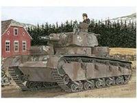 Immagine di Dragon - 1/72 N-F Nr.3-5 Rheinmetall-Fahrestell und Krupp-Turm Ge?nderte MG-T?rme 7438D
