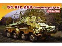 Immagine di Dragon - 1/72 Sd.Kfz.263 schwerer Panzerspahwagen 7444D